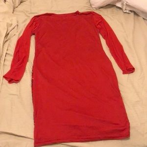 Dresses - Red dress